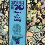Super hits 70's vol.19 - cd musicale di Artisti Vari