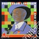 Rum & coke - professor longhair cd musicale di Longhair Professor