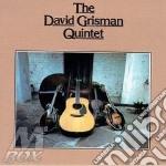 The first and original... cd musicale di David grisman quarte