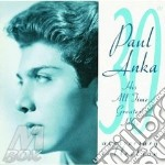 30th anniversary collec. - cd musicale di Paul Anka