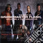 The message from beat... - cd musicale di Flash Grandmaster