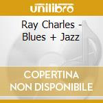 BLUS+JAZZ cd musicale di CHARLES RAY