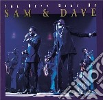 THE VERY BEST OF cd musicale di SAM & DAVE