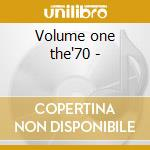 Volume one the'70 - cd musicale di The tube tunes