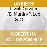Sentimental favorites - cd musicale di F.sinatra/d.martin/p.lee & o.