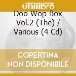 BOX 4CDvol.2 cd musicale di DOOP WOP