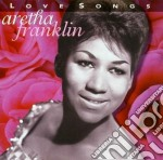 LOVE SONGS cd musicale di Aretha Franklin