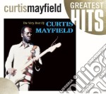 The best of... - mayfield curtis cd musicale di Mayfiels Curtis