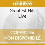 GREATEST HITS LIVE cd musicale di EARTH WIND & FIRE
