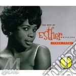 The best of...1962-1970 - cd musicale di Esther Phillips