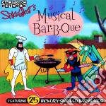 Musical Bar-B-Que - Spaceghost cd musicale di Bar-b-que Musical