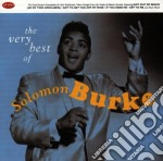 The very best of cd musicale di Solomon Burke