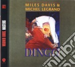 Dingo cd musicale di Davis miles & legrand michel