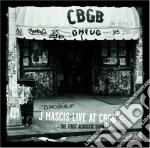 J MASCISLIVE AT CBGB'S+10 PREVOUSLY... cd musicale di DINOSAUR JR.