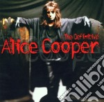 THE DEFINITIVE cd musicale di COOPER ALICE