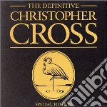 THE DEFINITIVE (REMIX EDITION) cd musicale di Christopher Cross