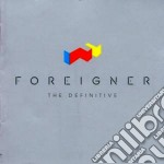 THE DEFINITIVE cd musicale di FOREIGNER