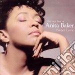 THE VERY BEST OF:sweet love cd musicale di Anita Baker
