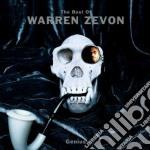 THE BEST OF cd musicale di ZEVON WARREN