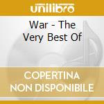 THE VERY BEST OF/2CD cd musicale di WAR (THE)