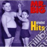 GREATEST HITS/Remastered Mid Price cd musicale di MR.BIG
