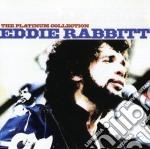 Platinum collection cd musicale di Rabbitt Eddie