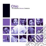 Definitive groove cd musicale di Chic