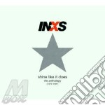 SHINE LIKE IT DOES-ANTOLOGY 79-97 cd musicale di INXS