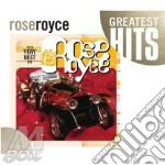 The very best of cd musicale di Royce Rose