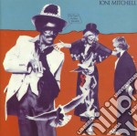 Don juan's reckless daugh cd musicale di Joni Mitchell