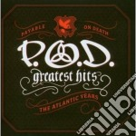 GREATEST HITS (ATLANTIC YEARS) cd musicale di P.O.D.