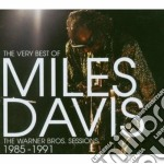THE VERY BEST OF WARNER BROS SESSIONS : cd musicale di Miles Davis