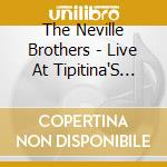Live at tipitina's 1982 - neville brothers cd musicale di The Neville brothers