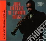 MY FAVORITE THINGS cd musicale di COLTRANE JOHN