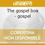 The gospel box - gospel cd musicale di Testify (3 cd)