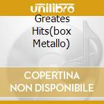 GREATES HITS(BOX METALLO) cd musicale di MONKEES THE