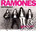 ANTHOLOGY  HEY HO LET'S GO! cd musicale di RAMONES