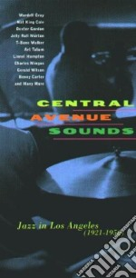 Central avenue sounds cd musicale di Artisti Vari