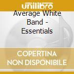 THE ESSENTIAL cd musicale di AVERAGE WHITE BAND