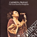 Great american song.. cd musicale di Carmen Mcrae