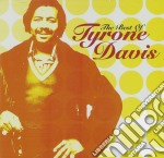 The best of... cd musicale di Davis Tyrone