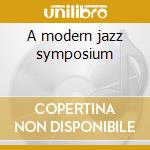 A modern jazz symposium cd musicale di Charles Mingus