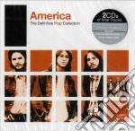 DEFINITIVE POP : AMERICA cd musicale di AMERICA