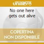 No one here gets out alive cd musicale di Doors