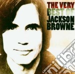 THE VERY BEST OF (2CDx1) cd musicale di Jackson Browne