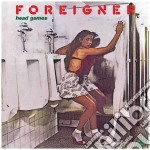 HEAD GAMES (EX. REMASTERED) cd musicale di FOREIGNER