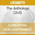 THE ANTHOLOGY (2CD) cd musicale di CLANNAD
