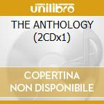 THE ANTHOLOGY (2CDx1) cd musicale di SIBERRY JANE