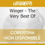 The very best of cd musicale di Winger