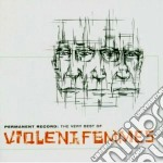 PERMANENT RECORD: THE VERY BEST OF cd musicale di Femmes Violent